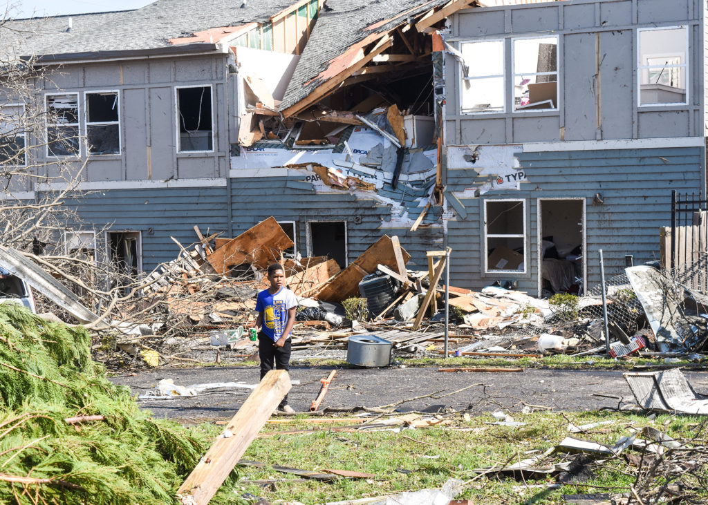 Latest Updates - CFMT Tornado Response